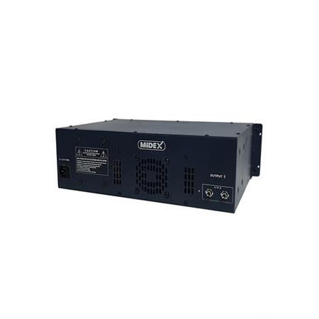 Midex MC-500 Power Mikser Anfi Ekho Reverb 500 Watt Usb Bt