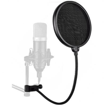 Lastvoice Ps-01 Stüdyo Pop Filtre - Çift Katman Pop Filter