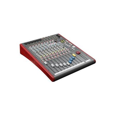 Allen & Heath ZED-12FX 6 mic/line inputs, 3 stereo sources USB, FX