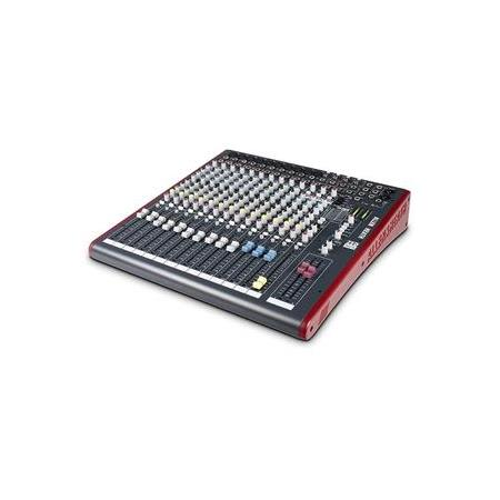 Allen & Heath ZED-16FX 10 mic/line inputs, 3 stereo sources USB, FX
